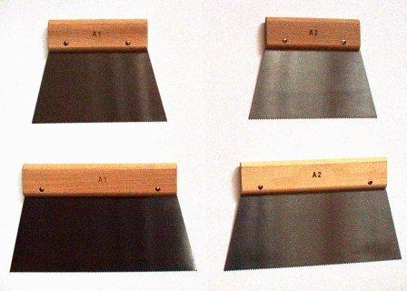 Flooring Accessories and Vinyl Floor Tile Adhesives